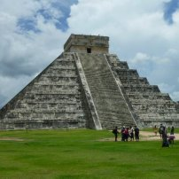 Chichen Itza - Messico - 2010